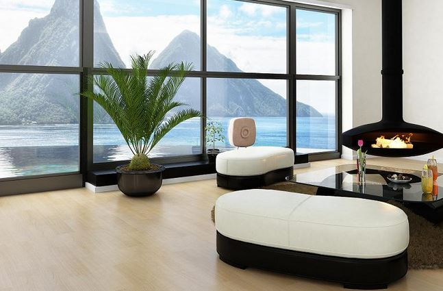 le salon de la maison bat son plein innovation et. Black Bedroom Furniture Sets. Home Design Ideas