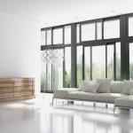 Nouvelles Tendances Dans Le Design d'habitat : les Fenêtres