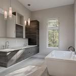 Habiller les murs de votre salle de bain