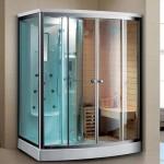 L'installation de douche hydromassante