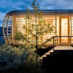 Fincube, habitation futuriste
