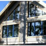 Découverte d'un concept de maison en bois et bien-être