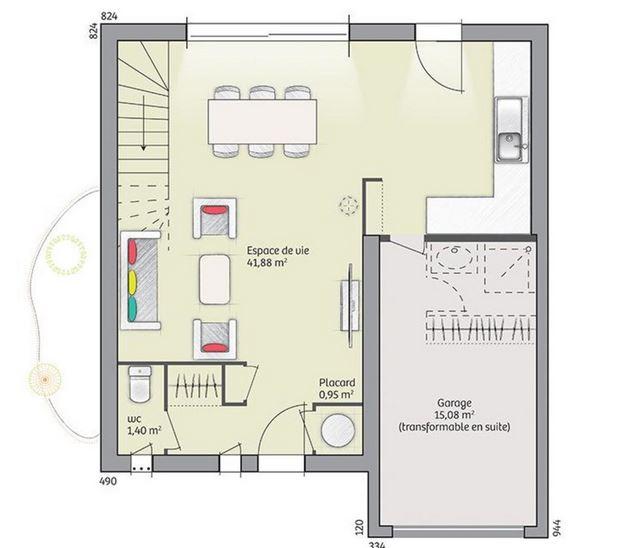 Vente Maison 5 pièces 96 m² à Belvis 11