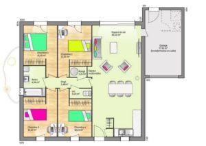 vente maison Caudiès-de-Fenouillèdes sur plans