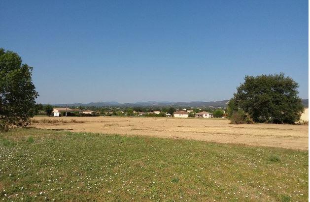 vente terrain + maison Caudiès-de-Fenouillèdes